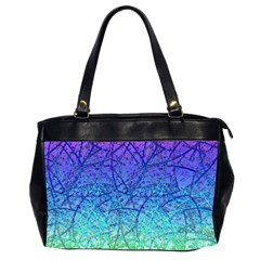Grunge Art Abstract G57 Office Handbags (2 Sides)  by MedusArt