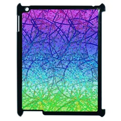 Grunge Art Abstract G57 Apple Ipad 2 Case (black) by MedusArt