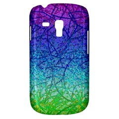 Grunge Art Abstract G57 Samsung Galaxy S3 Mini I8190 Hardshell Case by MedusArt