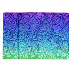Grunge Art Abstract G57 Samsung Galaxy Tab 10 1  P7500 Flip Case by MedusArt