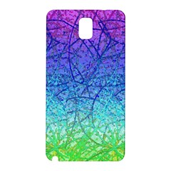 Grunge Art Abstract G57 Samsung Galaxy Note 3 N9005 Hardshell Back Case by MedusArt