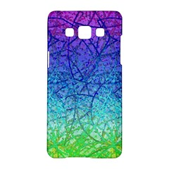 Grunge Art Abstract G57 Samsung Galaxy A5 Hardshell Case  by MedusArt