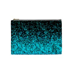 Glitter Dust G162 Cosmetic Bag (medium)  by MedusArt