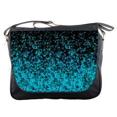 Glitter Dust G162 Messenger Bags by MedusArt