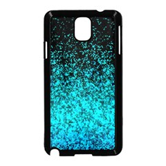 Glitter Dust G162 Samsung Galaxy Note 3 Neo Hardshell Case (black) by MedusArt