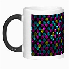 Polka Dot Sparkley Jewels 2 Morph Mugs by MedusArt