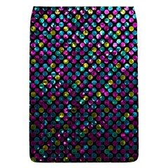 Polka Dot Sparkley Jewels 2 Flap Covers (l)  by MedusArt
