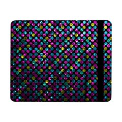 Polka Dot Sparkley Jewels 2 Samsung Galaxy Tab Pro 8 4  Flip Case by MedusArt