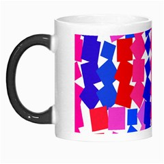 Colorful Squares Morph Mug by LalyLauraFLM