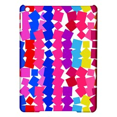 Colorful Squares Apple Ipad Air Hardshell Case by LalyLauraFLM
