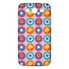 Chic Floral Pattern Samsung Galaxy Mega 5 8 I9152 Hardshell Case  by creativemom