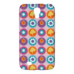 Chic Floral Pattern Samsung Galaxy Mega 6 3  I9200 Hardshell Case by creativemom