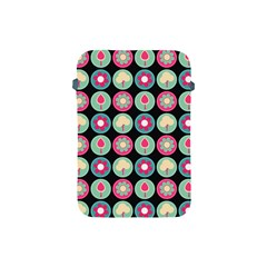 Chic Floral Pattern Apple Ipad Mini Protective Soft Cases by creativemom