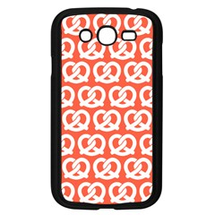 Coral Pretzel Illustrations Pattern Samsung Galaxy Grand Duos I9082 Case (black) by creativemom