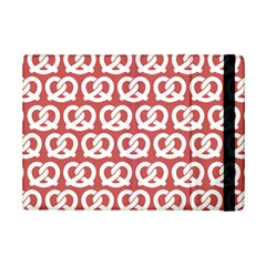Trendy Pretzel Illustrations Pattern Ipad Mini 2 Flip Cases by creativemom