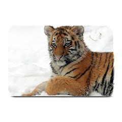 Tiger 2015 0101 Plate Mats by JAMFoto