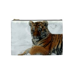 Tiger 2015 0101 Cosmetic Bag (medium)  by JAMFoto
