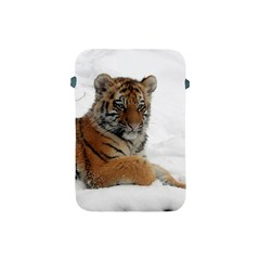 Tiger 2015 0102 Apple Ipad Mini Protective Soft Cases by JAMFoto