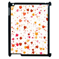 Heart 2014 0604 Apple Ipad 2 Case (black) by JAMFoto