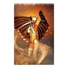 Beautiful Angel In The Sky Shower Curtain 48  X 72  (small)  by FantasyWorld7
