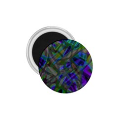 Colorful Abstract Stained Glass G301 1 75  Magnets by MedusArt