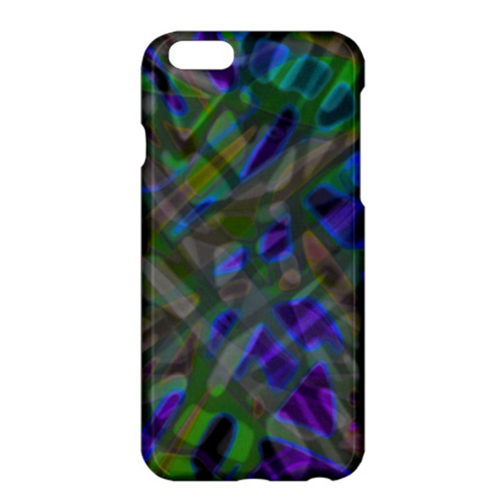 Colorful Abstract Stained Glass G301 Apple iPhone 6 Plus/6S Plus Hardshell Case