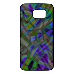 Colorful Abstract Stained Glass G301 Galaxy S6 by MedusArt