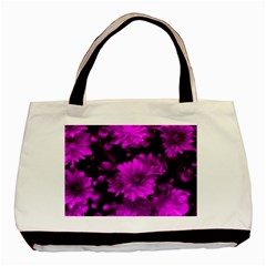 Phenomenal Blossoms Hot  Pink Basic Tote Bag
