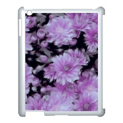 Phenomenal Blossoms Lilac Apple Ipad 3/4 Case (white) by MoreColorsinLife