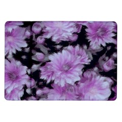 Phenomenal Blossoms Lilac Samsung Galaxy Tab 10 1  P7500 Flip Case by MoreColorsinLife