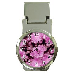 Phenomenal Blossoms Pink Money Clip Watches by MoreColorsinLife