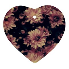 Phenomenal Blossoms Soft Ornament (heart)