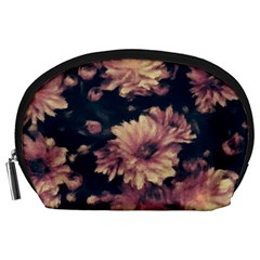 Phenomenal Blossoms Soft Accessory Pouches (large)  by MoreColorsinLife