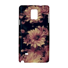 Phenomenal Blossoms Soft Samsung Galaxy Note 4 Hardshell Case by MoreColorsinLife
