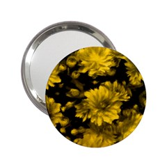 Phenomenal Blossoms Yellow 2 25  Handbag Mirrors by MoreColorsinLife