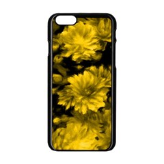 Phenomenal Blossoms Yellow Apple Iphone 6/6s Black Enamel Case