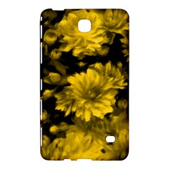 Phenomenal Blossoms Yellow Samsung Galaxy Tab 4 (8 ) Hardshell Case  by MoreColorsinLife