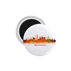 Barcelona City Art 1 75  Magnets by hqphoto
