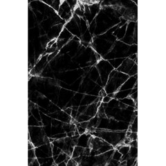 Black Marble Stone Pattern 5 5  X 8 5  Notebooks by Dushan