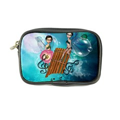 Music, Pan Flute With Fairy Coin Purse