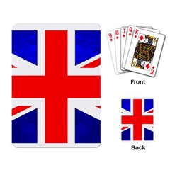 Brit1 Playing Card by ItsBritish