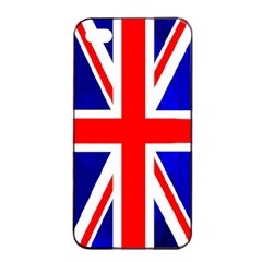 Brit1a Apple Iphone 4/4s Seamless Case (black) by ItsBritish