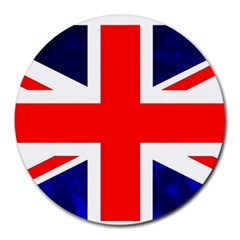 Brit4 Round Mousepads by ItsBritish