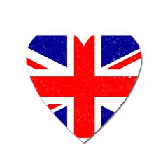 Brit5 Heart Magnet by ItsBritish