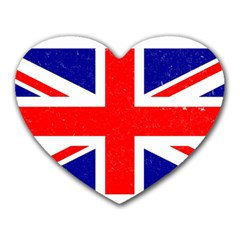 Brit5 Heart Mousepads by ItsBritish