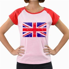 Brit6 Women s Cap Sleeve T Shirt by ItsBritish