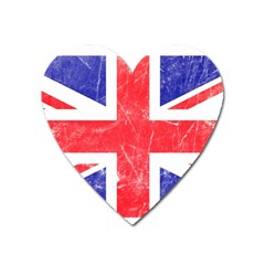 Brit6 Heart Magnet by ItsBritish