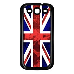 Brit9a Samsung Galaxy S3 Back Case (black) by ItsBritish