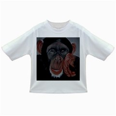 The Thinker Infant/toddler T-shirts by timelessartoncanvas