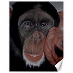 The Thinker Canvas 18  X 24   by timelessartoncanvas